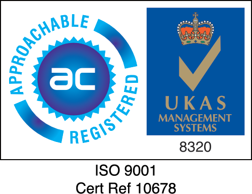 Approachable UKAS Logo